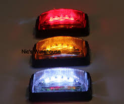 100 Truck Clearance Lights Marker Marker For S S