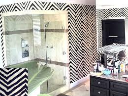 Zebra Print Bathroom Decor by Zebra Bathroom Decorating Ideas