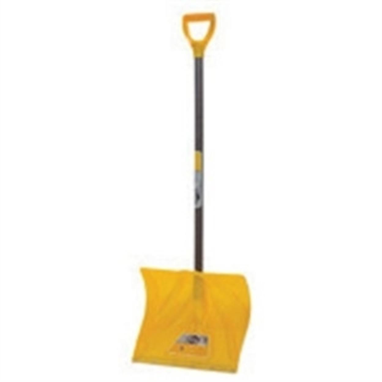 Garant Alpine Poly Snow Shovel - with Wood Handle, 18""
