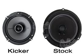 100 Best Truck Speakers 20152017 Mustang Kicker KS654 65 Door Speaker Upgrade Kit Base