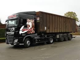 100 4x2 Truck DAF XF FT Space Cab CUSTOMER Depla Belgium TRUCK Flickr