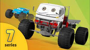 100 Monster Truck Adventures Tow Tuning In Garage EPISODE 7 Service