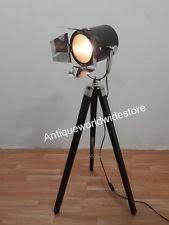 Photographers Tripod Floor Lamp Bronze Finish by Collectible Floor Lamps Ebay