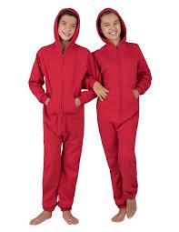 forever lazy footed pajamas one piece sleepwear