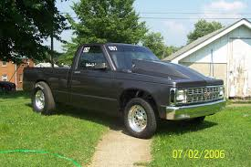 1986 Chevrolet S10 Pickup Racing Pictures, Mods, Upgrades, Wallpaper ...
