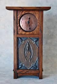 Bulova Table Clocks Wood by 45 Best Clocks Images On Pinterest Craftsman Clocks Craftsman