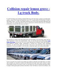 Truck Body Fabrication Lemon Grove By Lgtruck Body - Issuu Custom Truck Equipment Announces Supply Agreement With Richmond One Source Fueling Lbook Pages 1 12 North American Trailer Sioux Jc Madigan Reading Body Service Bodies That Work Hard Buys 75 National Crane Boom Trucks At Rail Brown Industries Sales Carco And Rice Minnesota Custom Truck One Source Fliphtml5 Goodman Tractor Amelia Virginia Family Owned Operated Ag Seller May 5 2017 Sawco Accsories Lubbock Texas