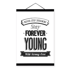 Black White Modern Minimalist Typography Letter A4 Large Poster Prints Inspirational Quote Canvas Paintings Home Wall Art Gifts In Painting Calligraphy