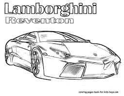 Cars Coloring Pages To Print At Cool Car