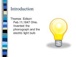 edison by introduction edison feb 11 1847 ohio