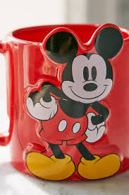Vintage Mickey Bathroom Decor by Classic Mickey Mouse Mug Urban Outfitters
