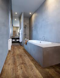 spezialböden für das bad badboden aus pvc in holzoptik