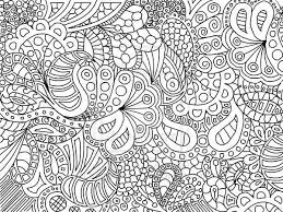 Fun To Color Zentangle Paisley Doodle Drawing