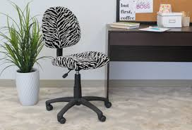 Office Chair Walmart Black Friday by Boss Office Products Zebra Perfect Posture Delubye Modern Home