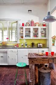 cuisine style retro idée relooking cuisine déco cuisine le style rétro et vintage