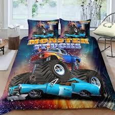 100 Monster Truck Bedroom DecorZee