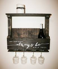 8 Personalized Wine Rack