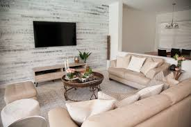 Living Room Decor Modern Rustic Chic Family