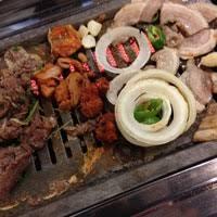 Picnic Garden BBQ Buffet 40 tips