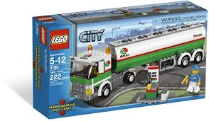 100 Lego Tanker Truck LEGO City 3190 Walmartcom