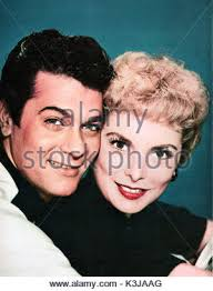 Janet Leigh Tony Curtis Stock Photos U0026 Janet Leigh Tony Curtis by Tony Curtis U0026 Janet Leigh Married 1951 1962 At The Premiere Of