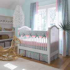 Pink Crib Bedding by Nursery Beddings Pink And Grey Crib Bedding Set Plus Crib