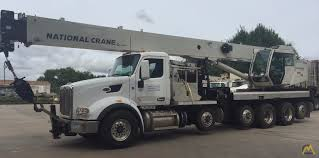 100 Boom Truck 45t National NBT45 Crane SOLD S Material Handlers