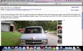Craigslist Jonesboro Ark Used Cars And Trucks - Local For Sale By ...