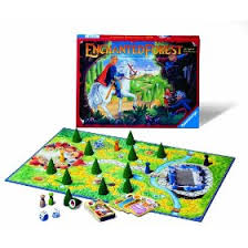 Board Games For Kids Enchanted Forest