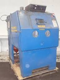 Econoline Blast Cabinet 36 1 by Used Finishing Equipment For Sale Hgr Industrial Surplus