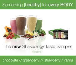 The New Shakeology Taste Sampler Is Now