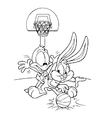 20 Elegant Looney Tunes Coloring Pages