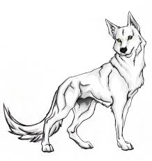 Wolf Coloring Pages 75