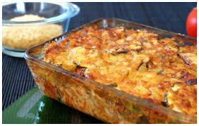 plat de cuisine le gratin camarguais le plat le plus complet par excellence