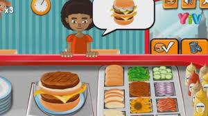 jeux gratuit de cuisine pour gar n burger jeu de cuisine sur jeux gratuits com