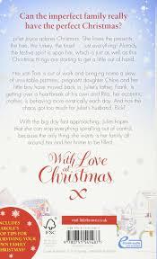 Christmas Tree Amazon Uk by With Love At Christmas Christmas Fiction Amazon Co Uk Carole