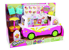 100 Toy Ice Cream Truck Shopkins Season 3 Scoops