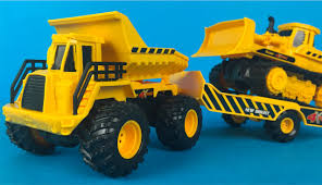 New Bright 4X4 Construction Dump Truck & Trailer For Bulldozer ... Buy First Gear 192535 134 American Rock Readymix Mack R Truck Empty Dump View From Above 3d Illustration Isolated On Light And Sound Mighty Walmartcom Bruder Mack Granite With Snow Plow Blade Toy Store Tiny Tonka Semi Truck Low Boy Trailer Bulldozer Tonka Profit Trailers Amazoncom Wvol Big For Kids Friction Power Kenworth W900 W Wheel Loader Trailer Newray Diecast Mini Diecasts Car Alloy Cstruction Vehicle Eeering Wwwscalemolsde Nschel Hs22 Orange Caterpillar Single Bird Pack 65 Little Live Pets Sweet Harmony