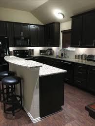 santa cecilia granite and cabinets home ideas