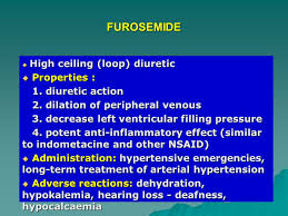High Ceiling Diuretics Meaning by Clinical Pharmacy In Cardiology Ppt Video Online Download
