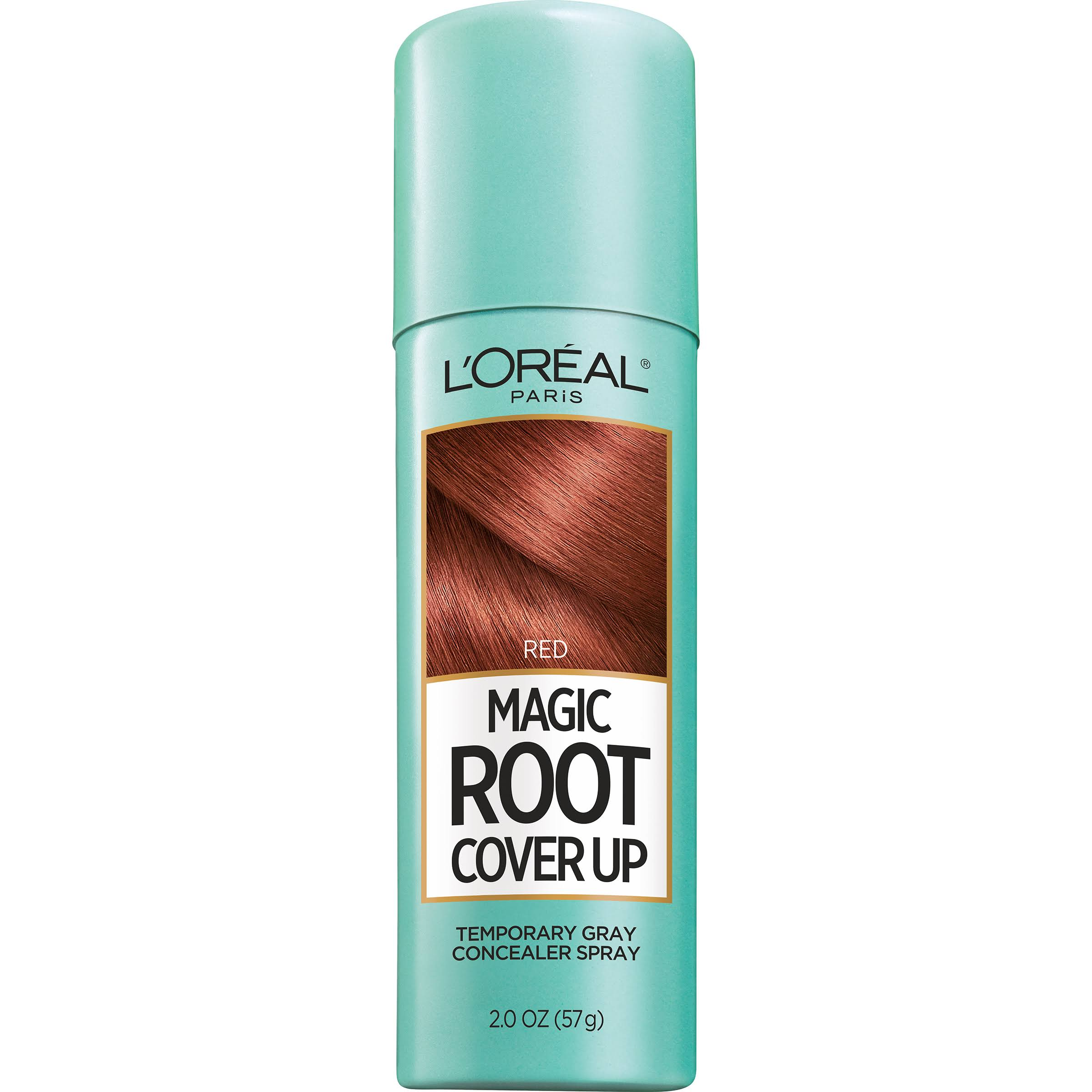 L'Oreal Paris Root Cover Up Temporary Gray Concealer Spray - 2.0oz