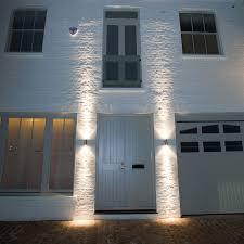 pillar light wall mounted garden lights front door you with