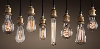 where to find vintage designer light bulbs inside the designers