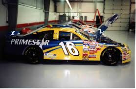 Jayski's® NASCAR Silly Season Site - 1998 NASCAR Winston Cup Paint ...