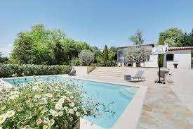 chambre style cagne villa house with a pool near paul de vence cagnes sur mer