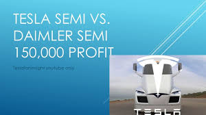 True Cost Tesla Semi - Daimler Semi. Bob Lutz, Tesla Makes 150,000 ... Truck Fleet Cost Of Ownership Crunching The Numbers On Teslas Semi Tesla Inc Nasdaqtsla Advanced Stone Slinger System Achieves Lower Costs Plus New Wait How Much Do New Trucks Cost Break Free Electric Chapter 2 Motor Living Lab Smart Charging Wraps Phoenix Lettering Is Effective Durable 4 Ton For Sale Costeffective Option Heres How Much It Really To Start A Food What Does Your Dream Truck Tundra Pinterest Trucks And Trailers At Very Effective Price Junk Mail Elon Musk Says Will Beat Diesels Total