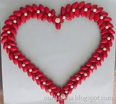 Pista Shell Love Heart 2