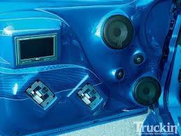 SilveradoSierra.com • 6.5 Inch Speaker In Kick Panel/adding 2nd 6.5 ...