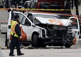 100 Home Depot Truck Manhattan Truck Attack Suspect Is Charged With Terrorism Offenses