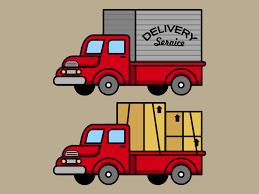 100 Truck Courier Classic By Alaik Azizi Dribbble Dribbble